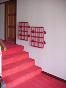 階段の手すりテスリックス