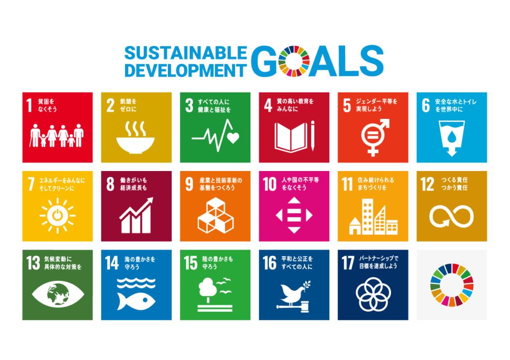 持続可能な開発目標(SDGsへの取り組み)