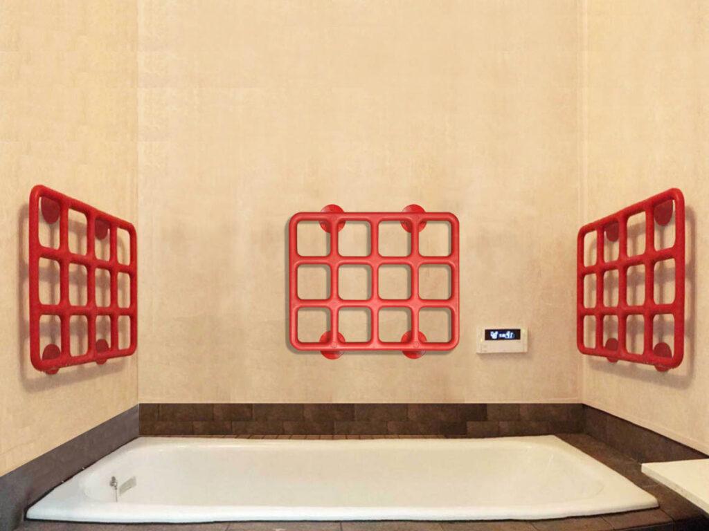 浴室の手すり『テスリックス』