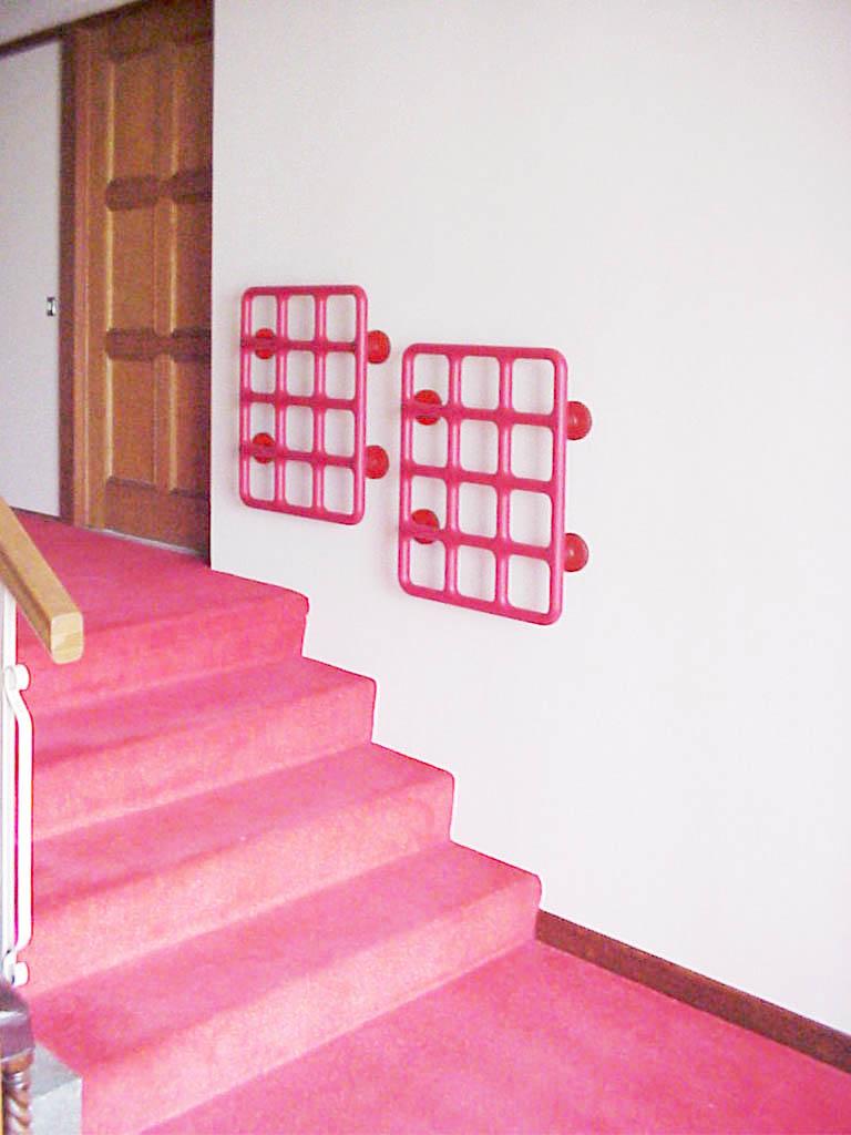 階段の手すり『テスリックス』